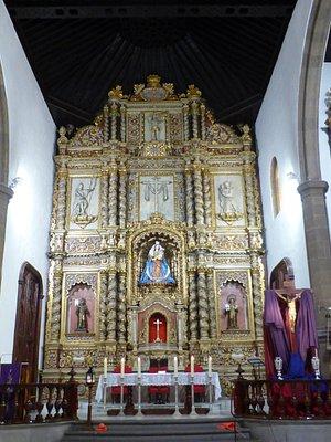 Iglesia de Nuestra Senora de la Pena Francia Tenerife