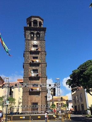 Iglesia de la Concepcion Tenerife