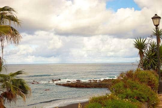 Playa Jardin Tenerife