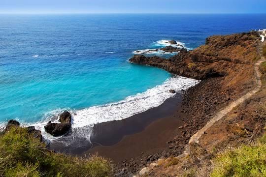 Playa El Bollullo Teneriffa 2