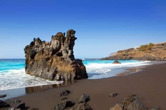 Playa El Bollullo Teneriffa 3