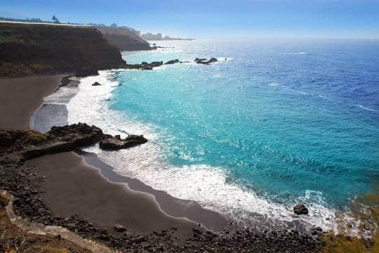 Playa El Bollullo Teneriffa 4