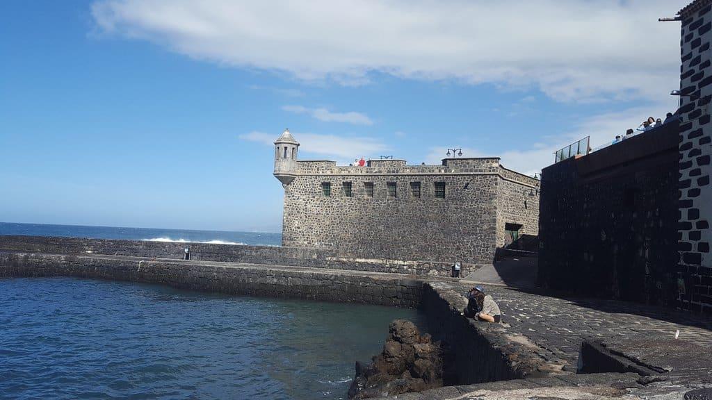 Castillo San Felipe Teneriffa 3
