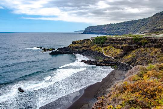 Playa El Bollullo Tenerife 1