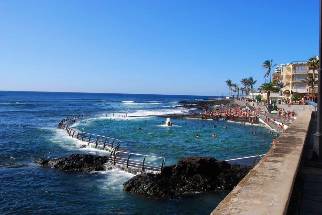 Playa San Telmo Tenerife 1