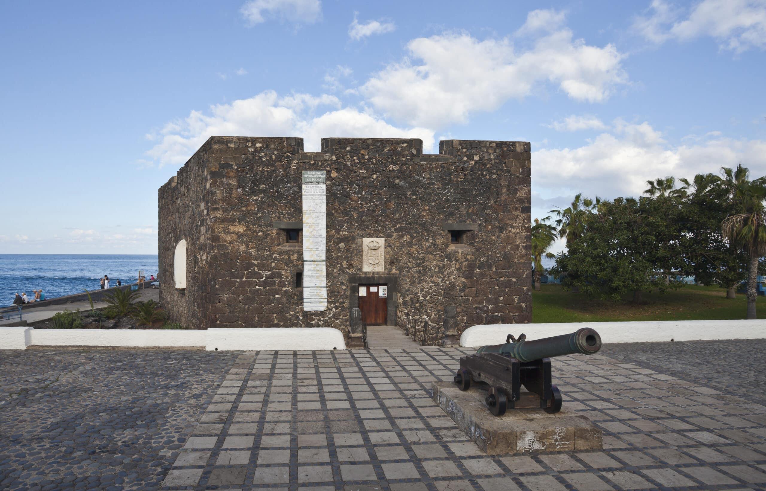 Castillo San Felipe Tenerife 1