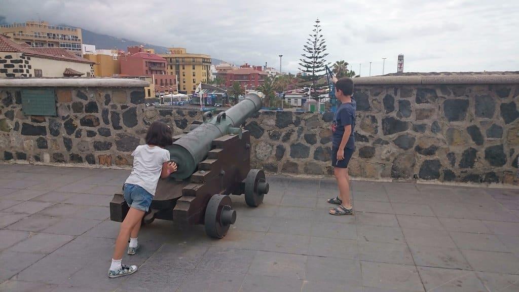 Castillo San Felipe Tenerife 5