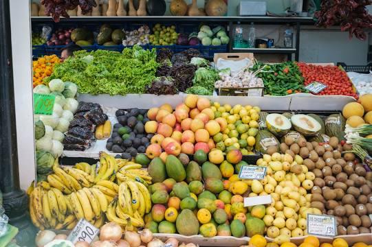 Mercado Nuestra Señora de Africa Tenerife 1