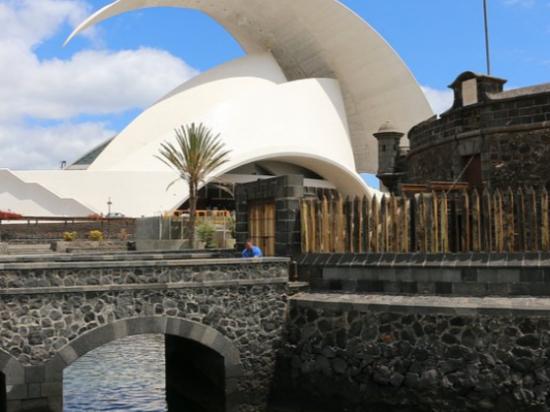 Auditorio Adán Martín Tenerife 02