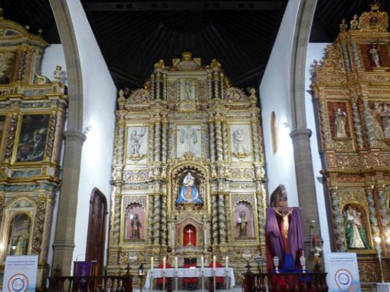 Iglesia de Nuestra Senora de la Pena Francia Tenerife 01