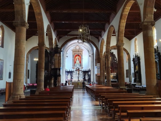 Iglesia de la Concepción Teneriffa