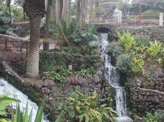Parque Taoro Teneriffa